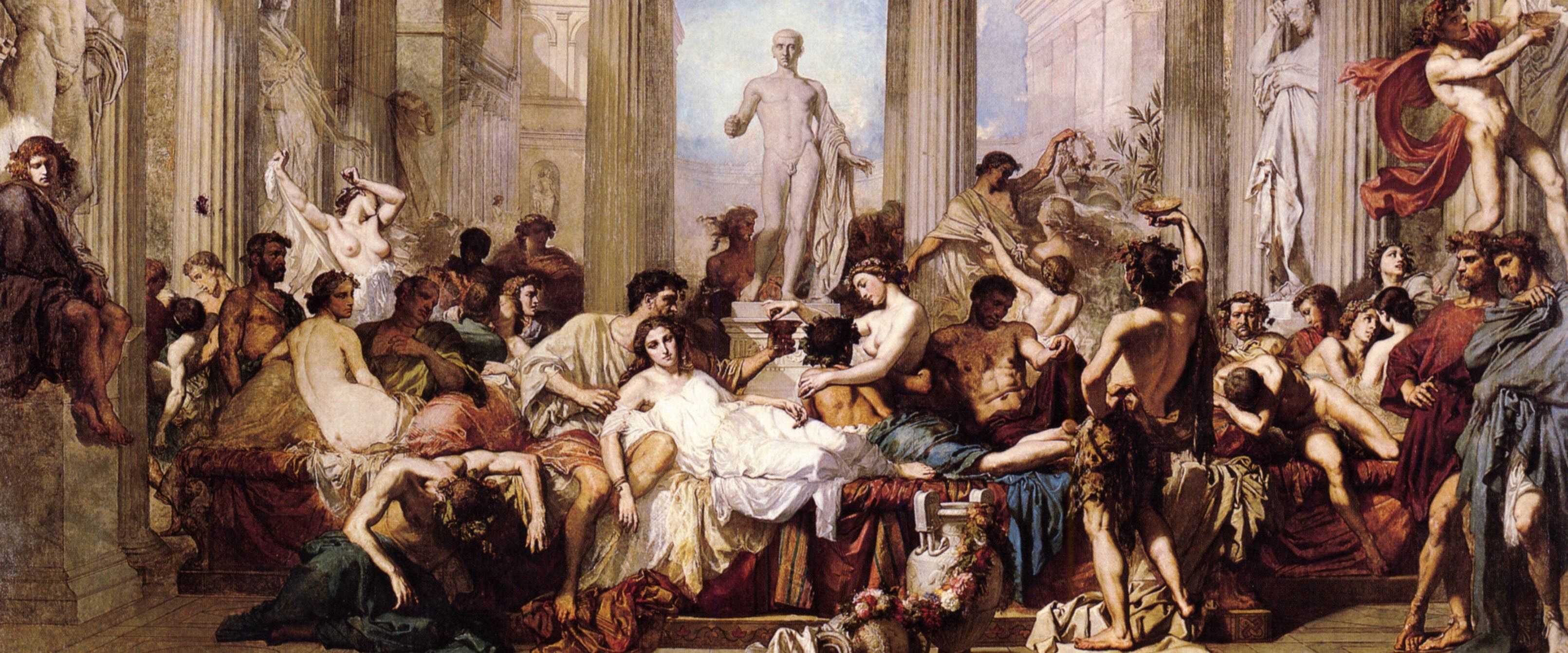 saturnalia is a ancient holisay in ancien rome